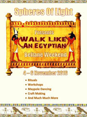 Beltane Weekend Retreat