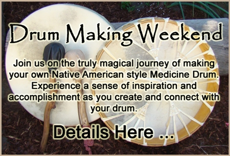 Drum Making Weekend
