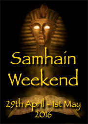 Samhain Weekend Retreat