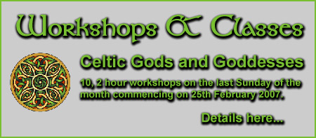 Celtic Gods & Goddesses