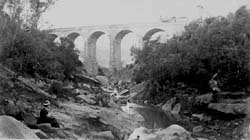The Viaduct at Picton.