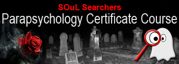 Parapsychology Certificate Course